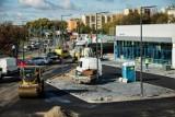 Budowa Lidla na bydgoskich Kapuściskach dobiega końca. Kiedy otwarcie sklepu? [zdjęcia]