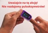 Uważaj, jeśli otrzymasz telefon o darmowym pulsoksymetrze! To nie urząd marszałkowski stoi za tą akcją