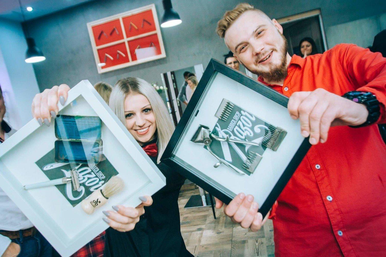 Pierwszy Barber Shop W Mysłowicach Zdjęcia Naszemiastopl