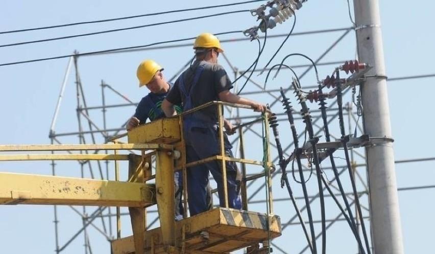 Zdarza się tak, niestety, że Energa Operator czasowo wyłącza...
