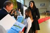 Naukowe i sportowe stypendia wójta gminy Przygodzice trafiły do 127. uczniów