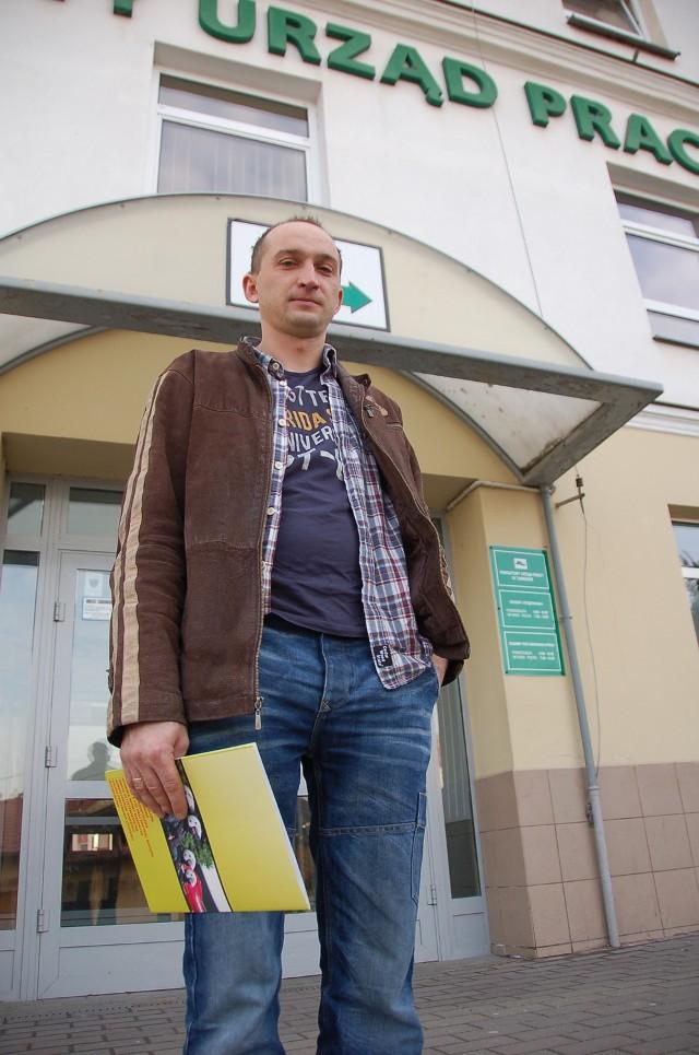 """Łukasz Nytko: """"Pracowałem w Irlandii, ale urodził mi się drugi syn i postanowiłem wrócić do kraju. Chcę założyć firmę budowlaną"""""""