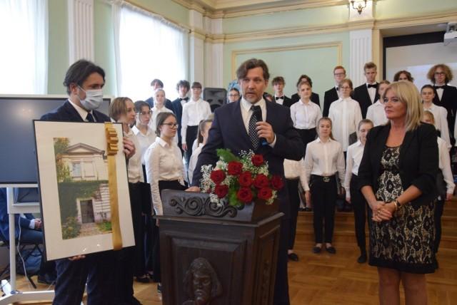 Jubileusz nadania III LO w Kaliszu imienia Mikołaja Kopernika