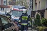 Strażacy zadysponowani do otwarcia mieszkania przy ul. Konstytucji 3 Maja w Krotoszynie [ZDJĘCIA]