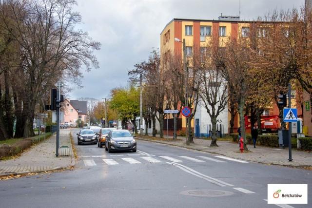 Remont ulicy Kwiatowej w Bełchatowie rozpocznie się w 2021 roku