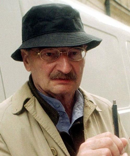 Sławomir Mrożek od  2008 roku  mieszka w Nicei