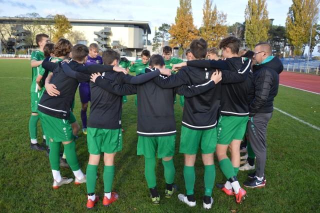 Piłkarze Lechii Zielona Góra i TS Przylep wiosną 2021 roku zagrają w Centralnej Lidze Juniorów.