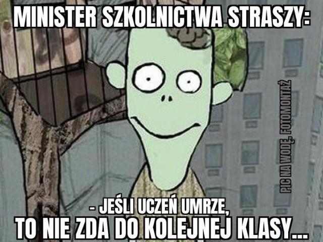 Przemysław Czarnek nowym ministrem edukacji. Co na to internet? Zobacz memy na kolejnych slajdach galerii