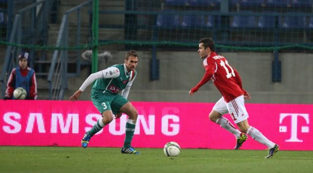 Wisła Kraków pokonała Śląsk Wrocław 4:2