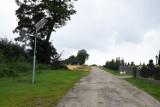 W gminie Bierutów świecą już lampy solarne