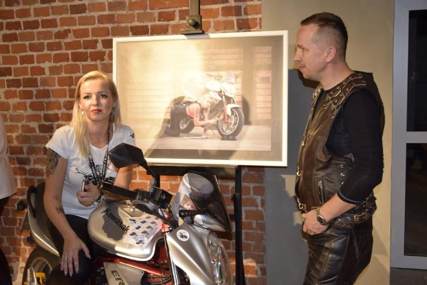 W Centrum Kultury i Sztuki odbył się wernisaż wystawy...
