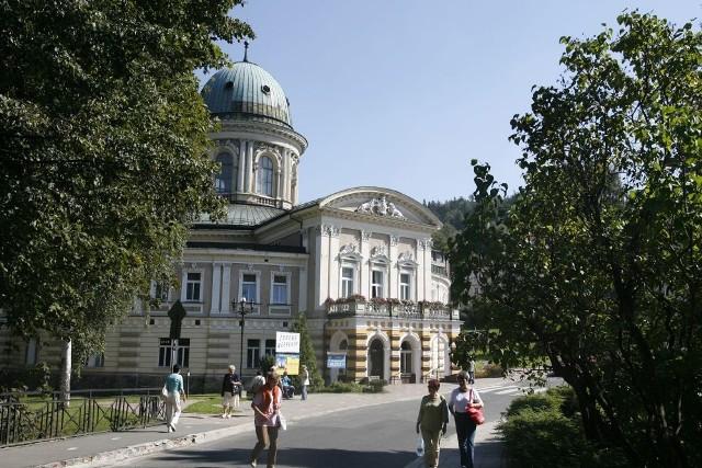 Są jeszcze wolne miejsca w uzdrowiskach, np. w Lądku-Zdroju