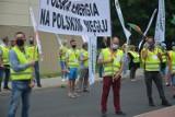 W piątek kolejna pikieta związków zawodowych pod siedzibą PGE GiEK