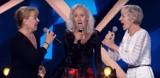 Krystyna Szydłowska z lubelskiego Teatru Muzycznego wystąpiła z siostrami w programie TVP. Zobacz jak śpiewały. Jurorom się podobało