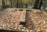 Groby Hochbergów w parku pałacowym w Pszczynie ZDJĘCIA