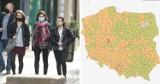"""Pandemia koronawirusa. Mamy już """"zielone"""" strefy w Śląskiem! Gdzie wskaźnik zakażeń jest najmniejszy? Sprawdź poszczególne miasta i powiaty"""