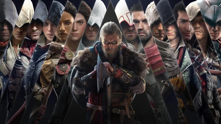 TOP 10 gier z serii Assassin's Creed. Które części najlepsze? [RANKING]