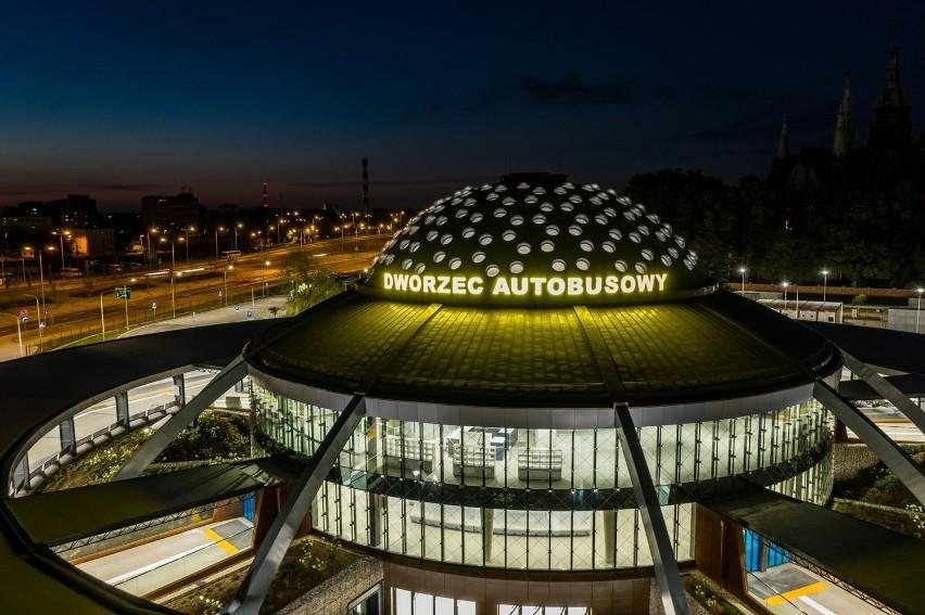 Dworzec Autobusowy w Kielcach został nominowany do Nagrody...