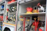 Strzelce: pożar domu jednorodzinnego. Cudem uratowani