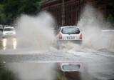 Śląskie: Uwaga na gwałtowne burze z gradem [ZDJĘCIA]
