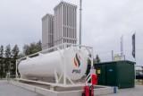 Krzepice: Stacja regazyfikacji skroplonego gazu LNG już działa. Polska Spółka Gazownictwa uruchomiła ją 8 października [ZDJĘCIA]