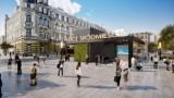 Zobacz jak będą wyglądały nowe przystanki kolejowe w centrum Łodzi! Wizualizacje przystanków nad tunelem