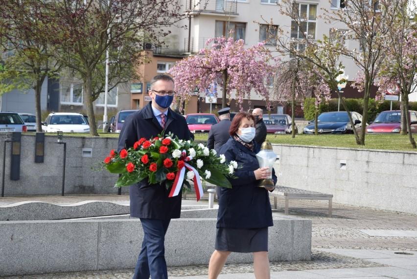 Dzień Zwycięstwa w Pruszczu. Upamiętnili 76. rocznicę zakończenia II wojny światowej  ZDJĘCIA