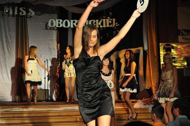 Wybory Miss Obornik 2009