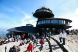 Obserwatorium na Śnieżce będzie dostępne dla turystów