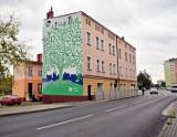 Alvater Piła ufundował nowy mural przy Niepodległości
