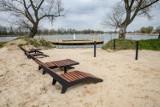 Nowe kąpielisko w Przylasku Rusieckim. Prezydent Jacek Majchrowski zapewnia, że gotowe będzie w wakacje. Zdjęcia - 2.05.2021