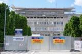 Szpital przy Jaczewskiego - nie wejdziemy głównym wejściem