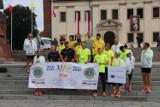 Lions Charity Run 2021 gościł w Gnieźnie. Do biegu dołączyli prezydenci Gniezna