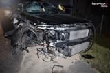 Wypadek w Mikołowie. Troje rannych trafiło do szpitala. Co tam się wydarzyło?