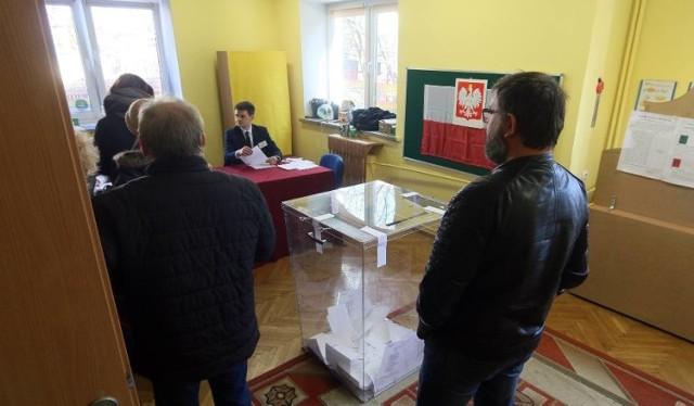 Wybory do rad dzielnic odbyły się 10 marca