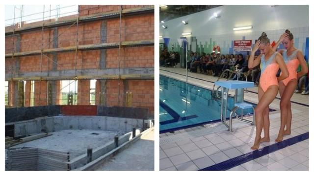 Budowa basenu w Radziejowie