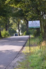 Powiat wałbrzyski: Fatalna droga już po remoncie