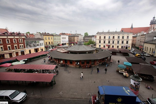 Nowe przepisy chroniłyby historyczny klimat Kazimierza i ograniczyłyby liczbę restauracji
