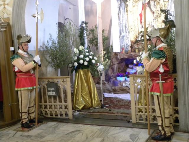 W Iwanowicach Turki strzegą grobu Pańskiego