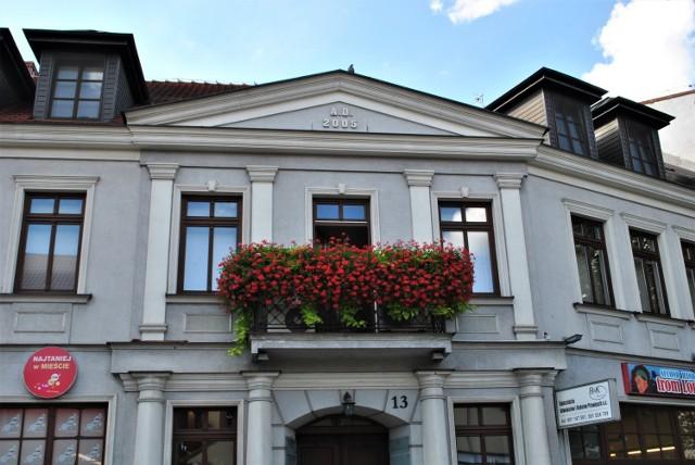 Najładniejsze budynki w Wolsztynie.
