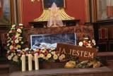 Groby Pańskie w Kaliszu. Zobacz jak wyglądają w kościołach w śródmieściu. ZDJĘCIA