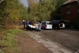 Zwłoki mężczyzny odnalezione na cegielni przy ulicy Korczaka w Gorlicach