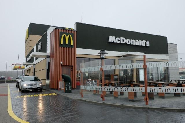 McDonalds w Białymstoku. Wkrótce podobny pojawi się w Bielsku.