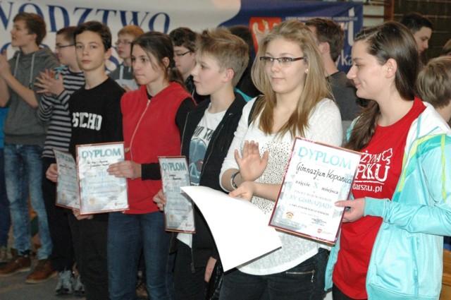 Szachowe Mistrzostwa Wielkopolski w Zbąszyniu