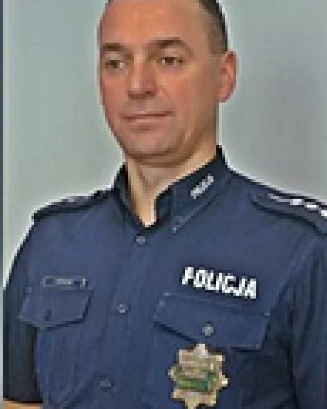 Jacek Jedyńczuk brał udział w plebiscycie Najpopularniejszy Dzielnicowy na Dolnym Śląsku i zajął III miejsce!