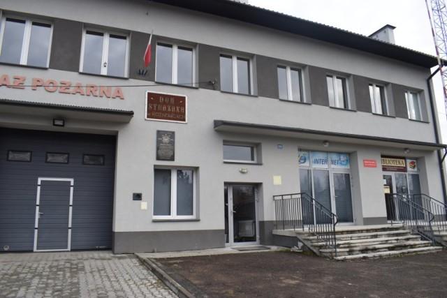 W Rożnowicach w gminie Biecz powstał klub seniora