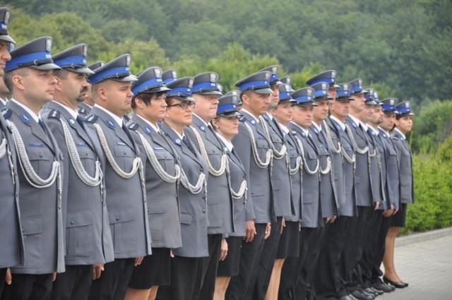 Kartuzy - wojewódzkie święto policji 2014
