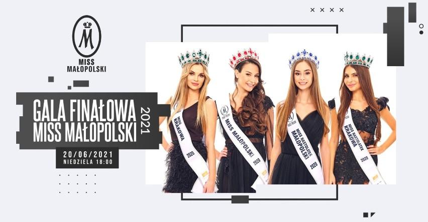 Berek Gabriela z Brzostku powalczy o tytuł Miss Małopolski 2021. Mamy zdjęcia kandydatek z Podkarpacia!