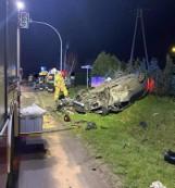 Gmina Obrzycko. Wypadek na skrzyżowaniu w Pęckowie [FOTO]