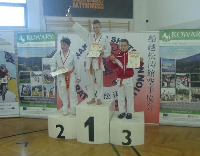 Karatecy w Karpaczu